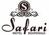 The Safari Motel Logo